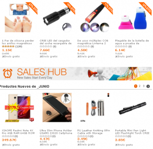 tinydeal productos chinos